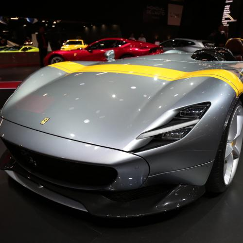 Ferrari | toutes les nouveautés du Mondial de l'Auto 2018