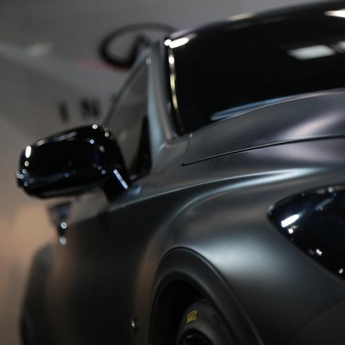 Infiniti Black S Concept | nos photos depuis le Mondial de l'Auto 2018