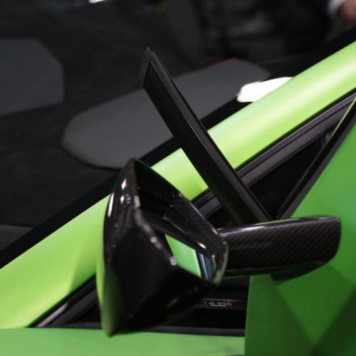 Lamborghini Aventador SVJ | nos photos depuis le Mondial de l'Auto 2018