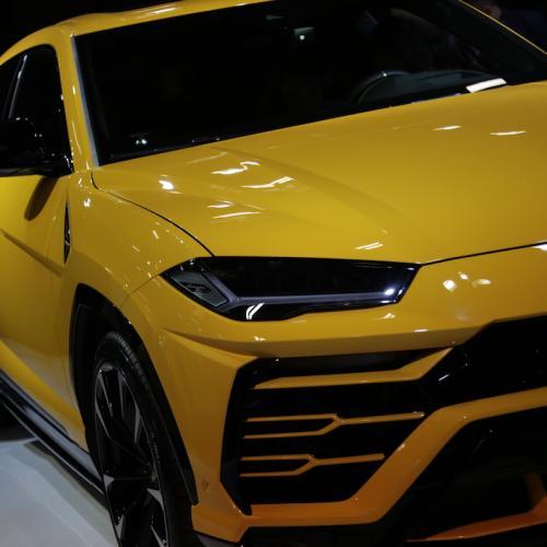 Lamborghini Urus | nos photos depuis le Mondial de l'Auto 2018