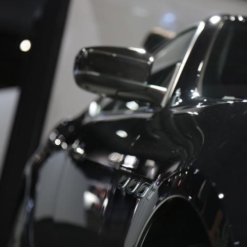 Maserati Ghibli SQ4 | nos photos depuis le Mondial de l'Auto 2018