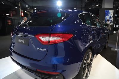 Maserati Levante GTS | nos photos depuis le Mondial de l'Auto 2018