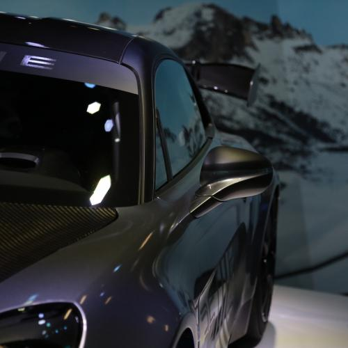 Alpine A110 Pure | nos photos depuis le Mondial de l'Auto 2018