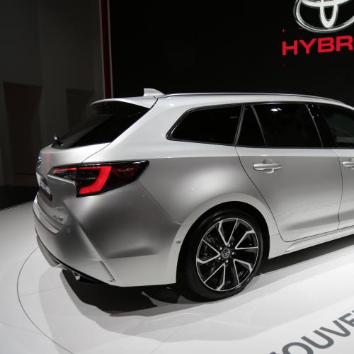 Toyota Corolla Hybrid | nos photos depuis le Mondial de l'Auto 2018