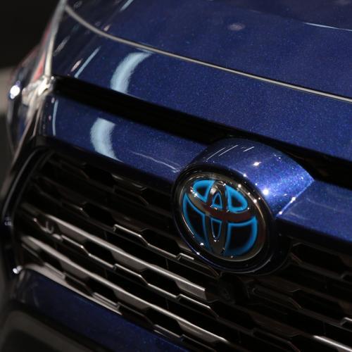 Toyota RAV4 | nos photos depuis le Mondial de l'Auto 2018