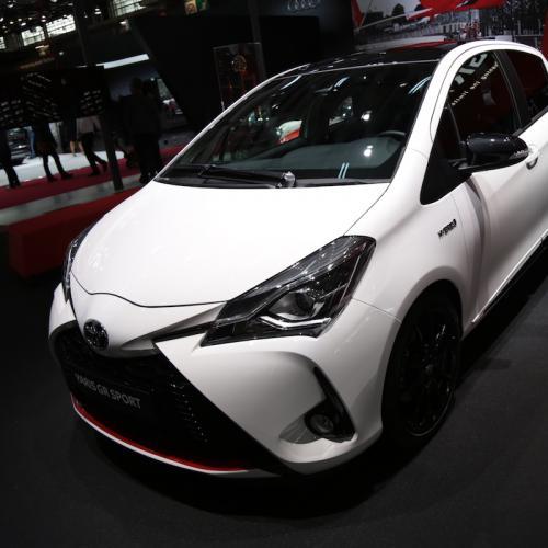 Toyota Yaris GR Sport | nos photos au Mondial de l'Auto 2018