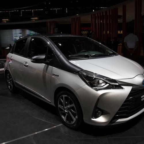 Toyota Yaris Hybrid Y20 Edition | nos photos depuis le Mondial de l'Auto 2018