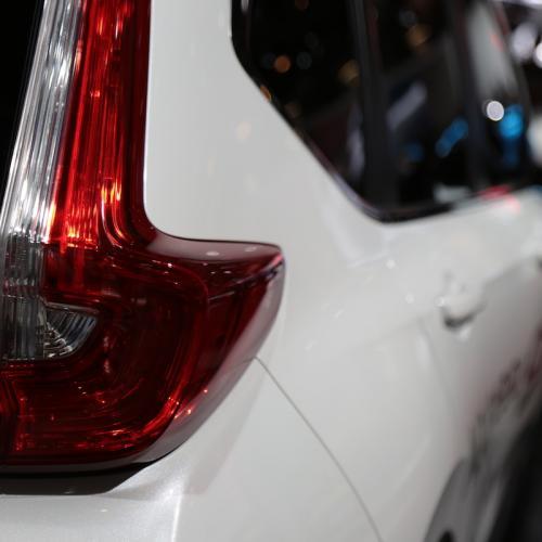 Honda CR-V Hybrid   nos photos depuis le Mondial de l'Auto 2018