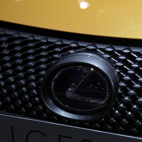 Lexus LC 500h Yellow Edition | nos photos depuis le Mondial de l'Auto 2018