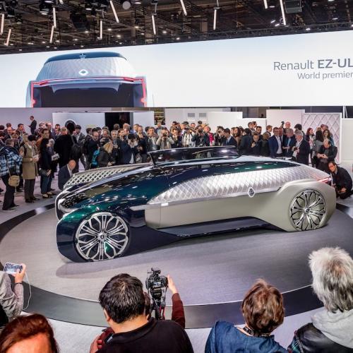 Renault | toutes les nouveautés du Mondial de l'Auto 2018