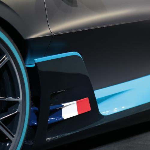 Bugatti Divo | nos photos depuis le Mondial de l'Auto 2018