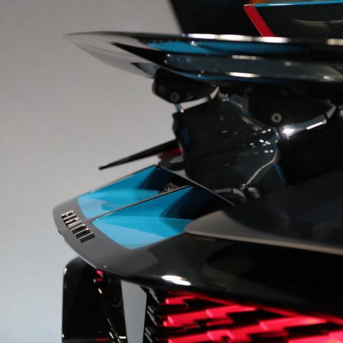 Bugatti Divo   nos photos depuis le Mondial de l'Auto 2018