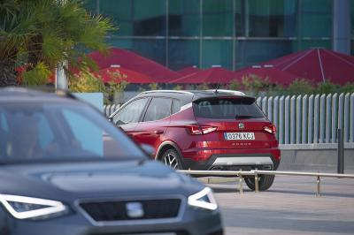 Seat Arona TGi | les photos officielles