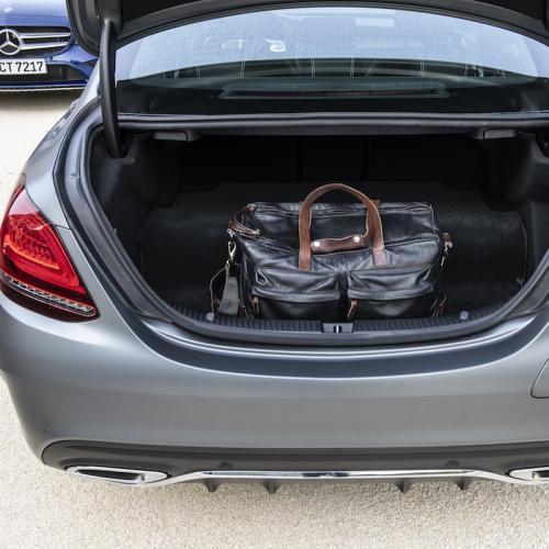 Mercedes Classe C Hybride Diesel | les photos officielles