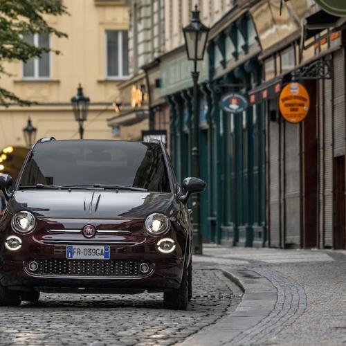 Fiat 500 Collezione Automne 2018 | les photos officielles de la citadine