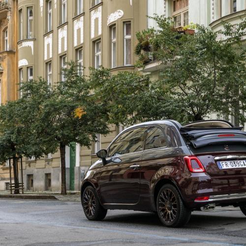 Fiat 500 Collezione Automne 2018   les photos officielles de la citadine