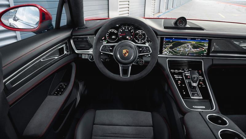 Porsche Panamera GTS | les photos officielles