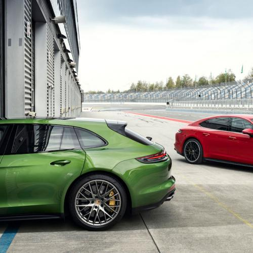 Porsche Panamera GTS | les photos officielles