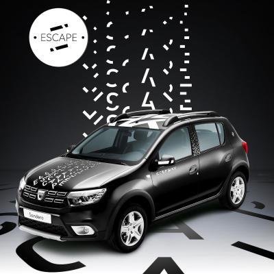Dacia Sandero Stepway Escape | les photos officielles de l'édition limitée