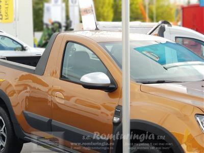 Dacia Duster Pick-up | les photos officielles du pick-up par Romturingia