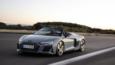 Audi R8 | les photos officielles du Coupé GT 2 places