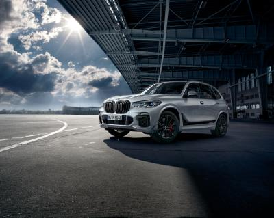 BMW X5 M Performance | les photos officielles
