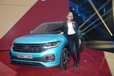Volkswagen T-Cross | les photos officielles du SUV compact