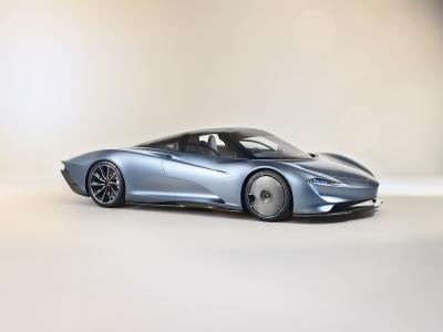 McLaren Speedtail | les photos officielles