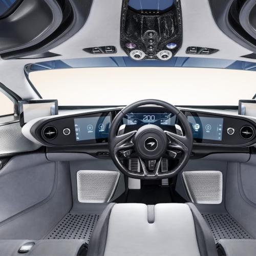 McLaren Speedtail | les photos officielles