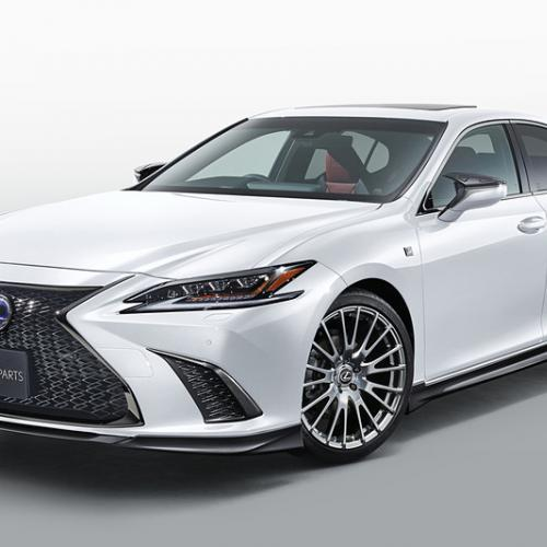 Lexus ES F Sport TRD | Les photos officielles