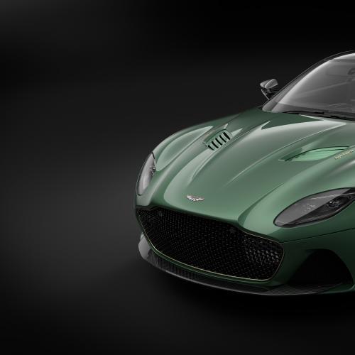 Aston Martin DBS 59   les photos officielles