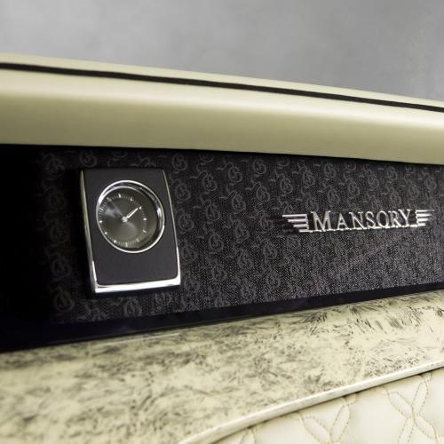 Rolls Royce Phantom VIII par Mansory