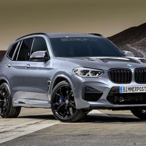 BMW X3   Les photos de la version M imaginée par Bimmer Post