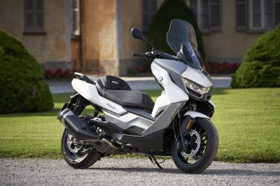 BMW C 400 GT | les photos officielles