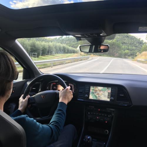 Essai du Cupra Ateca | nos photos du SUV sportif