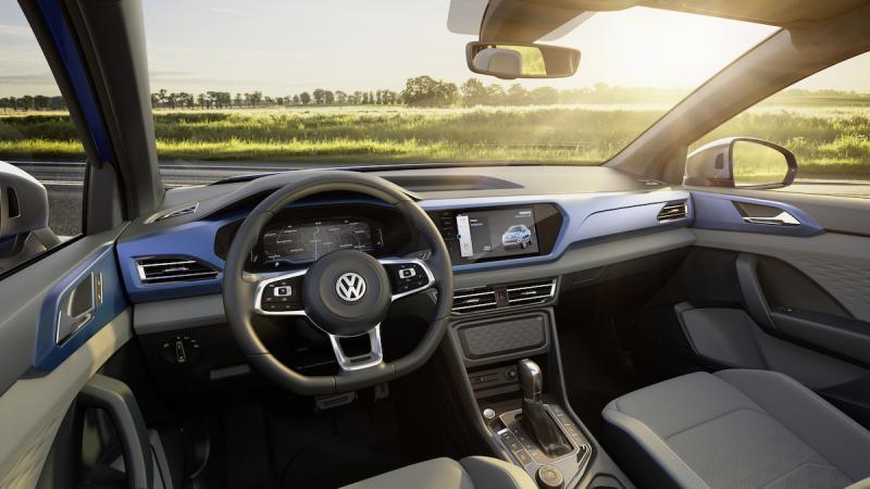 Volkswagen Tarok | les photos officielles du concept de pick-up