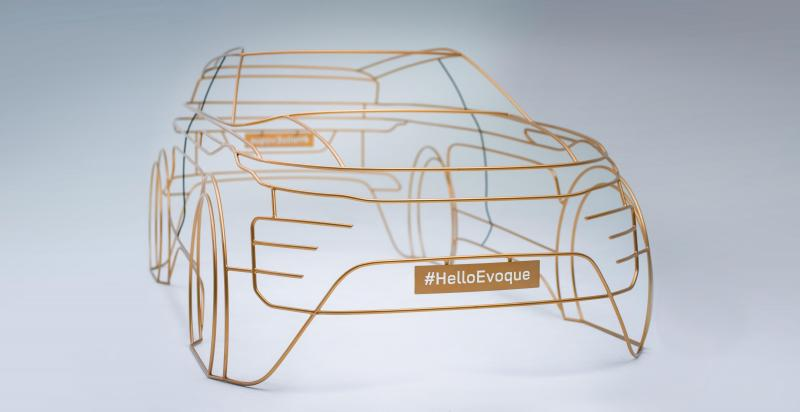 Range Rover Evoque 2020 | Les teasers