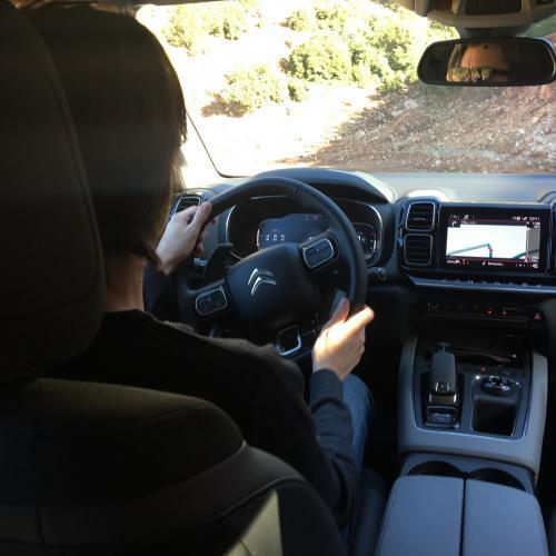 Citroën C5 Aircross | nos photos depuis le Maroc (essai)