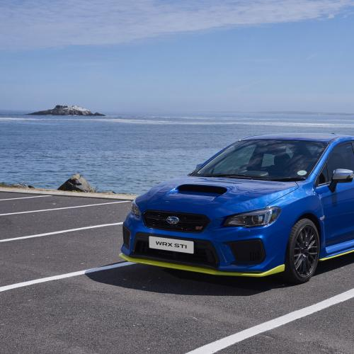 Subaru WRX STi Diamond Edition | les photos officielles