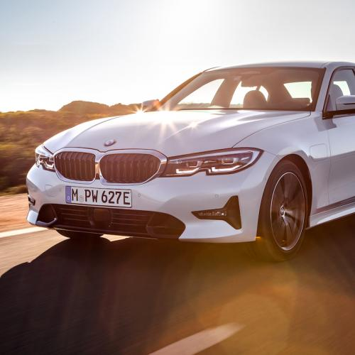 BMW M330e | les photos officielles de la berline