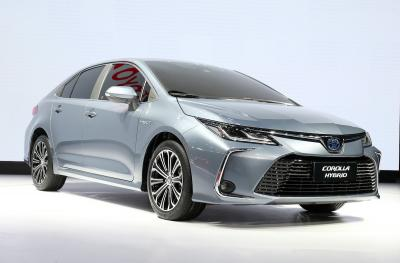 Toyota Corolla Berline | les photos officielles