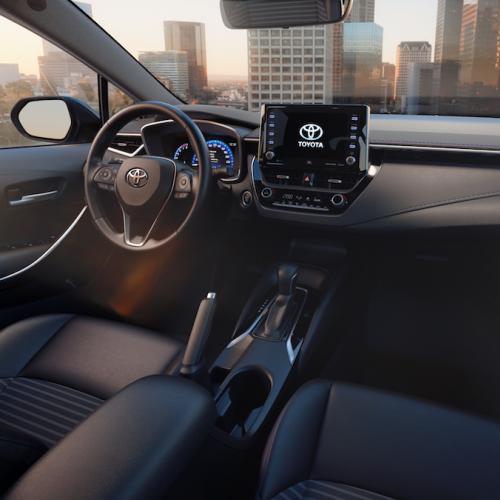 Toyota Corolla Berline | les photos officielles