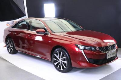Peugeot 508L | les photos officielles