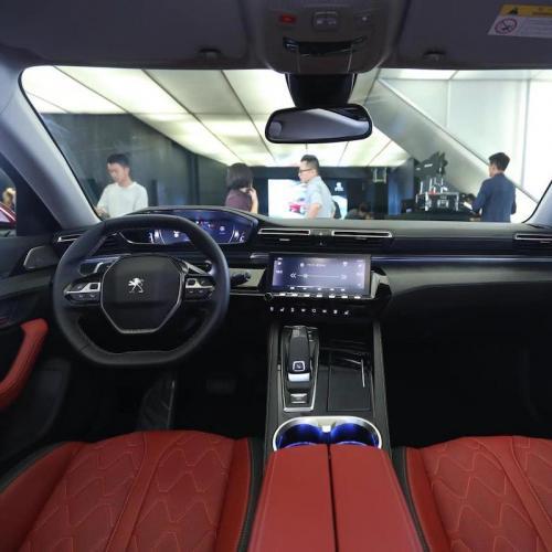 Peugeot 508L | les photos officielles