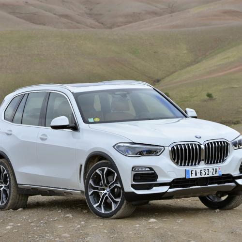 BMW X5 Xdrive 30d | les photos officielles de l'essai