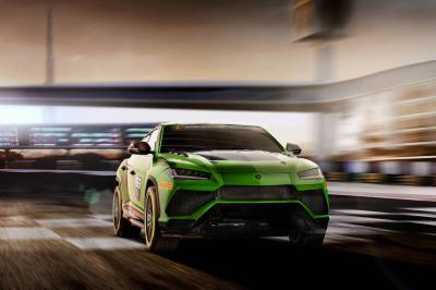 Lamborghini Urus ST-X | les photos officielles du SUV