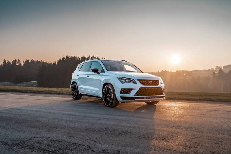 Cupra Ateca | les photos officielles de la version ABT