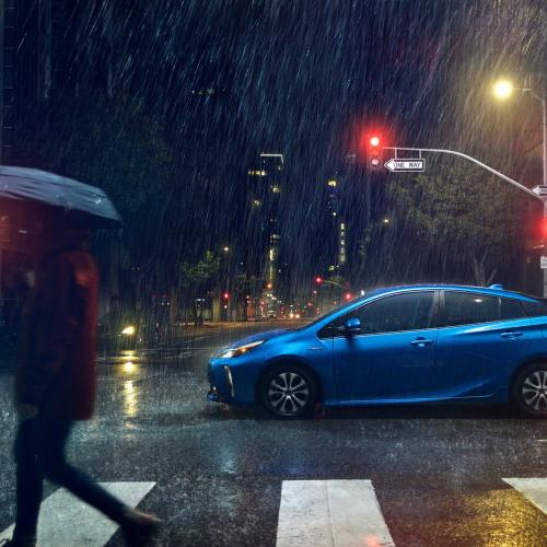 Toyota Prius 2019 | Les photos officielles