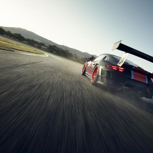 Porsche 911 GT2 RS Clubsport | Les photos officielles
