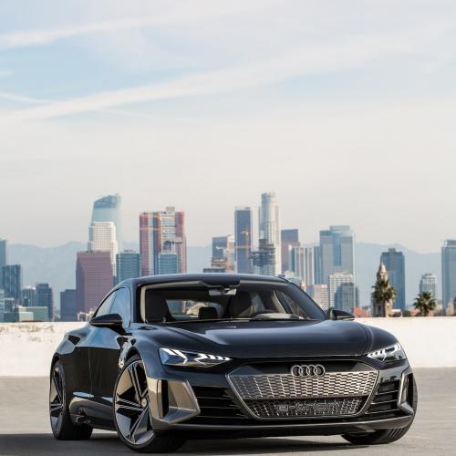 Audi e-tron GT | les photos officielles du concept